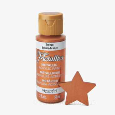 Bronze - DecoArt Metallic Paint