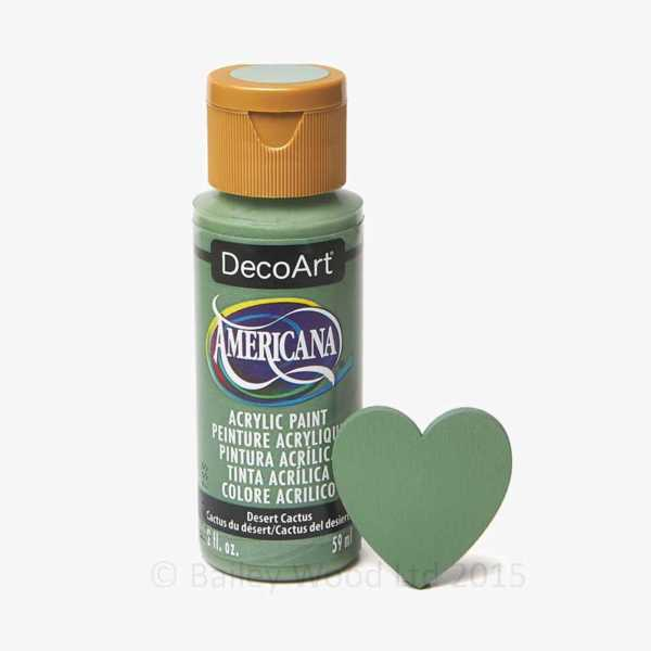 Desert Cactus - DecoArt Craft Paint