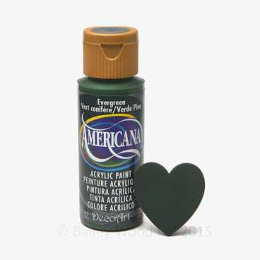 Evergreen - DecoArt Craft Paint