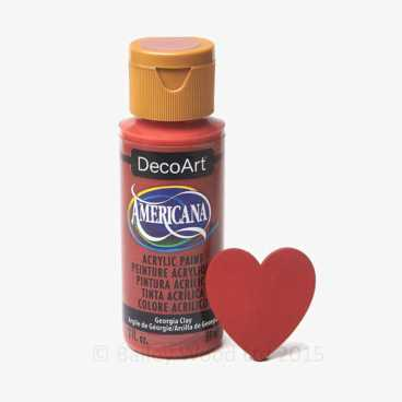 Georgia Clay - DecoArt Craft Paint