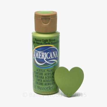 Hauser Light Green - DecoArt Craft Paint