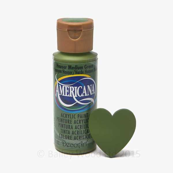 Hauser Medium Green - DecoArt Craft Paint