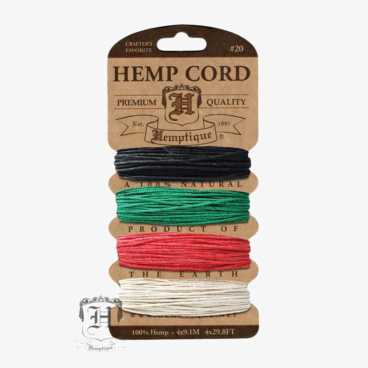 Primary Hemp Cord Set
