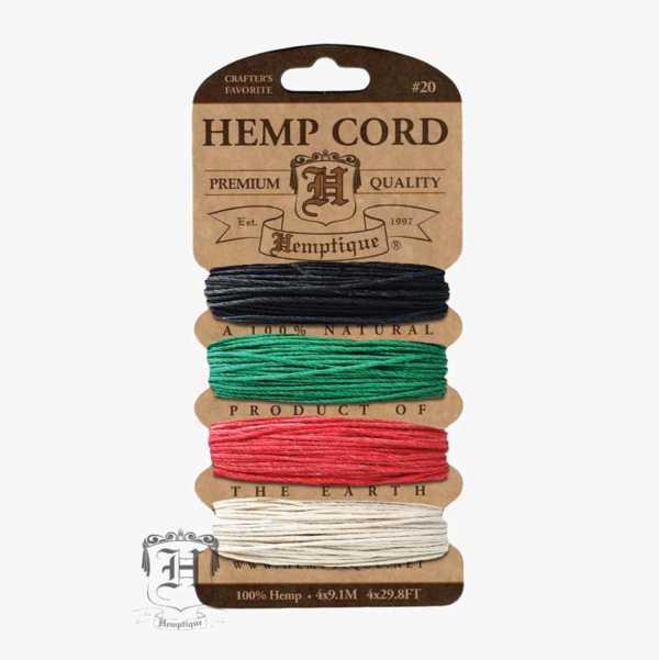 Primary Hemp Cord Set