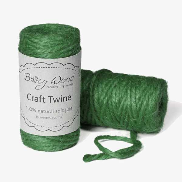 Moss - Jute Twine
