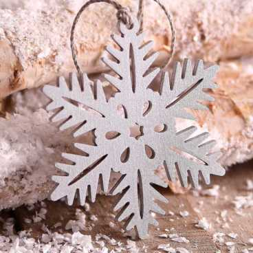 Fern Snowflake