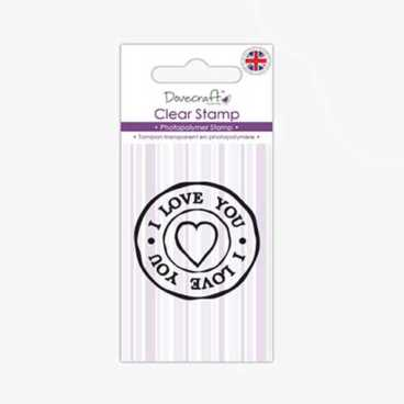 I Love You Stamp Set