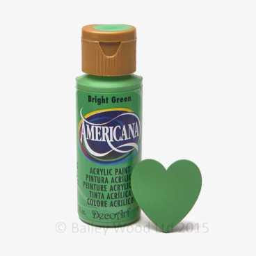 Bright-Green-Decoart-Acrylic-Craft-Paint