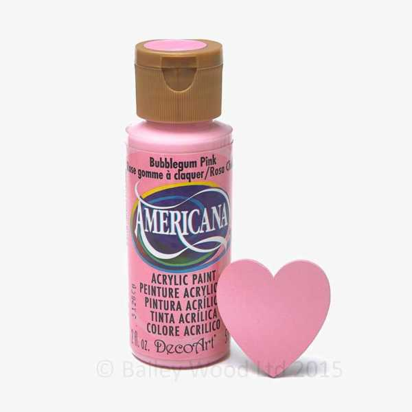 Bubblegum-Pink-Decoart-Acrylic-Craft-Paint