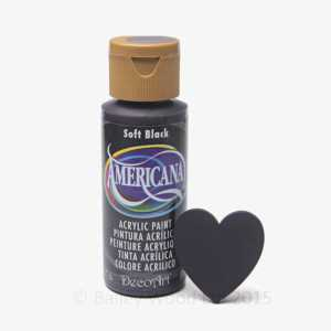 Soft-Black-Decoart-Acrylic-Craft-Paint