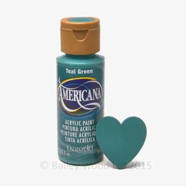 Teal-Green-Decoart-Acrylic-Craft-Paint