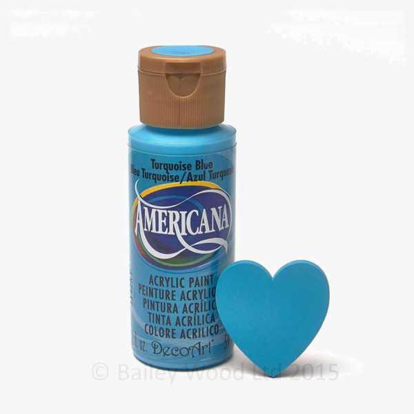 Turquoise-Blue-Decoart-Acrylic-Craft-Paint