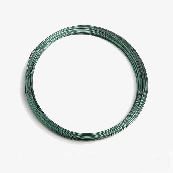 Green - Copper Craft Wire