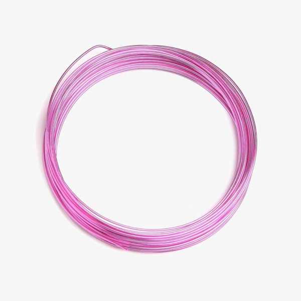 Pink - Copper Craft Wire