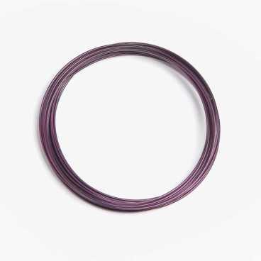 Purple - Copper Craft Wire